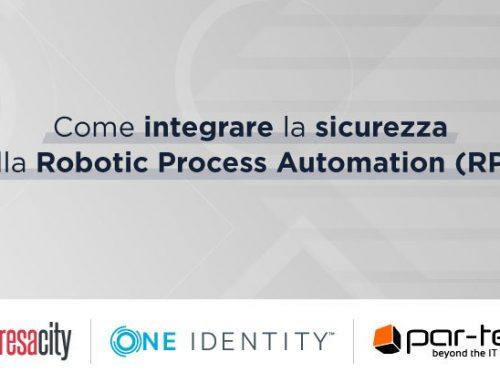 Come integrare la sicurezza nella Robotic Process Automation (RPA)
