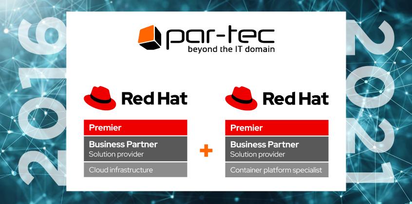 Par-Tec Red Hat Container Platform Specialist