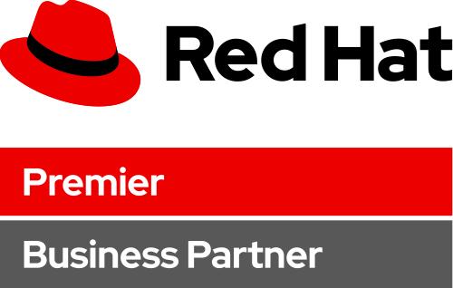 Logo Red Hat Premier Business Partner