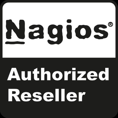 Logo Nagios Authorized Reseller