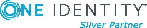 Logo One Identity Silver+ Partner