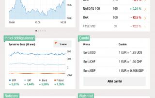 MFI TOL - Screenshot app per tablet