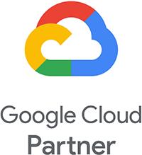 Logo Google Cloud Partner