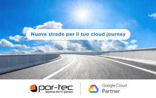 Par-Tec Google Cloud Partner